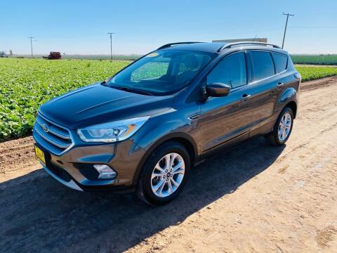 2017 Ford Escape for sale at A AND A AUTO SALES in Gadsden AZ