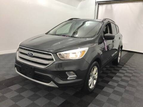 2018 Ford Escape for sale at WCG Enterprises in Holliston MA
