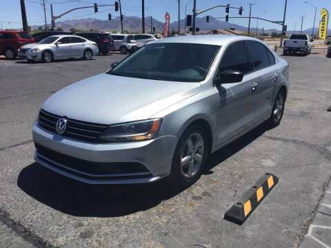 2016 Volkswagen Jetta for sale at SPEND-LESS AUTO in Kingman AZ
