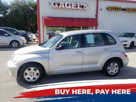 2006 Chrysler PT Cruiser for sale at Gagel's Auto Sales in Gibsonton FL