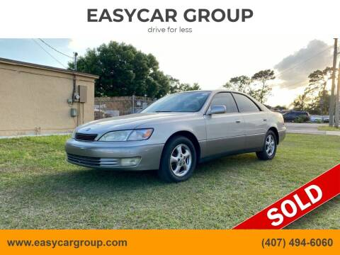 1999 Lexus ES 300 for sale at EASYCAR GROUP in Orlando FL
