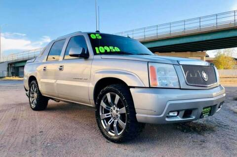 2005 Cadillac Escalade EXT for sale at Island Auto Express in Grand Island NE