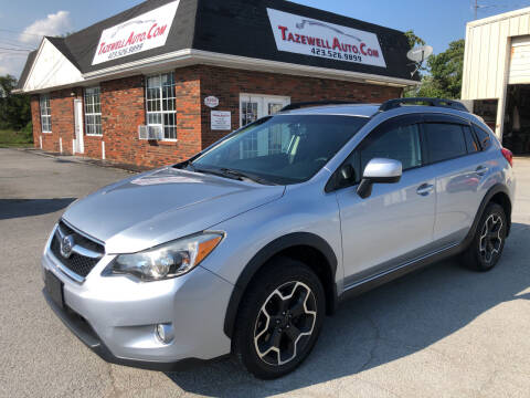 2014 Subaru XV Crosstrek for sale at HarrogateAuto.com - tazewell auto.com in Tazewell TN