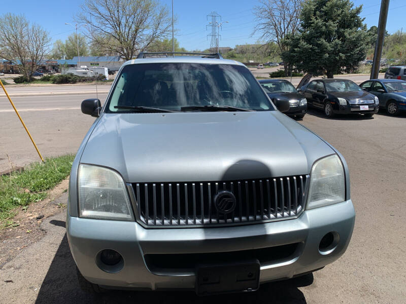 2005 Mercury Mountaineer for sale at Highbid Auto Sales & Service in Arvada CO