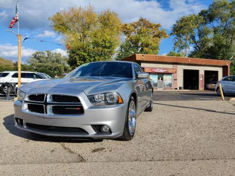 2013 Dodge Charger for sale at Lamarina Auto Sales in Dearborn Heights MI
