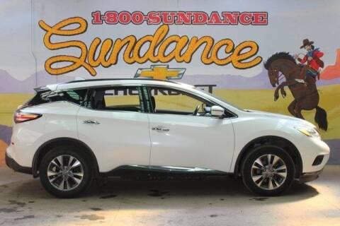2017 Nissan Murano for sale at Sundance Chevrolet in Grand Ledge MI