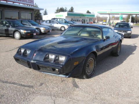 1981 Pontiac Firebird for sale at Dave's Auto Sales & Service in Weyauwega WI