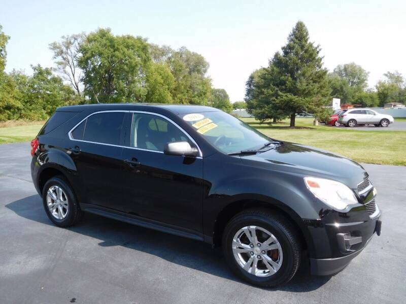 2012 Chevrolet Equinox for sale at North State Motors in Belvidere IL