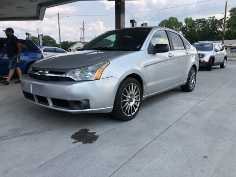 2009 Ford Focus for sale at JE Auto Sales LLC in Indianapolis IN