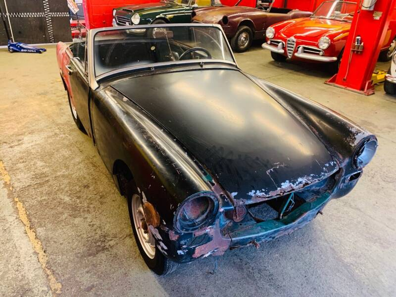 1959 Austin-Healey Sprite MKIII for sale at Milford Automall Sales and Service in Bellingham MA