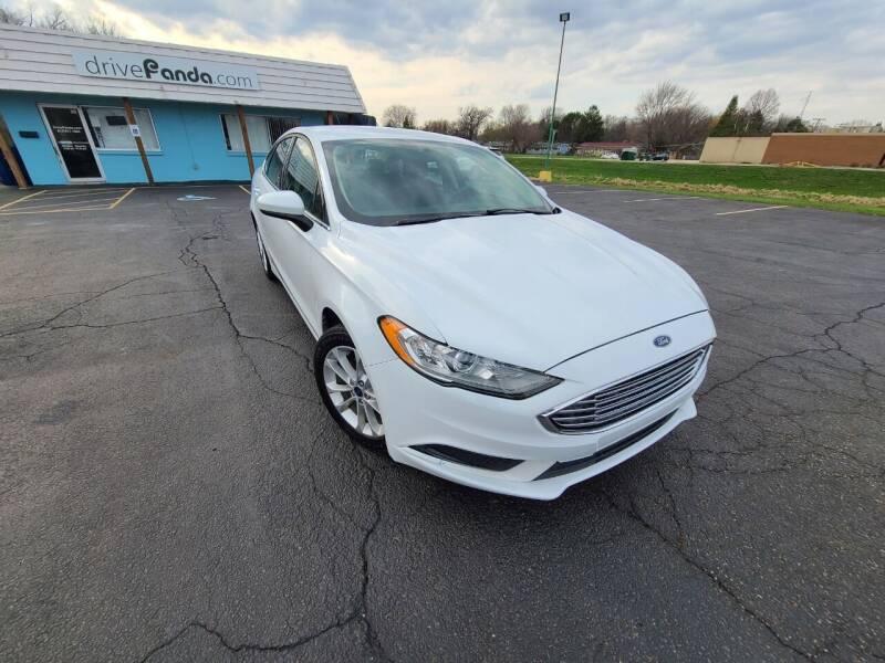 2018 Ford Fusion for sale at DrivePanda.com in Dekalb IL