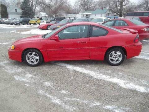 2002 Pontiac Grand Am for sale at BRETT SPAULDING SALES in Onawa IA
