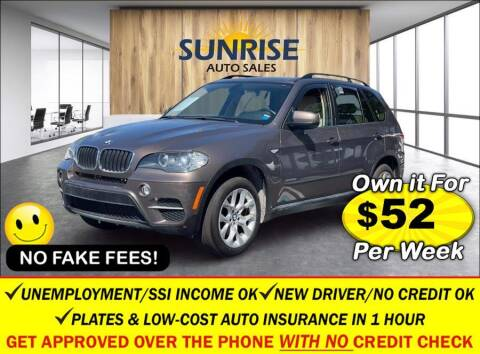 2011 BMW X5 for sale at AUTOFYND in Elmont NY