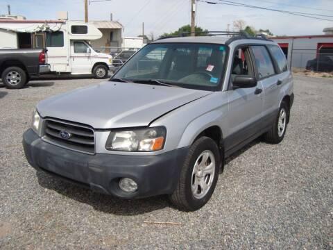 2005 Subaru Forester for sale at One Community Auto LLC in Albuquerque NM
