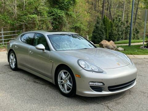 2011 Porsche Panamera for sale at EMH Imports LLC in Monroe NC