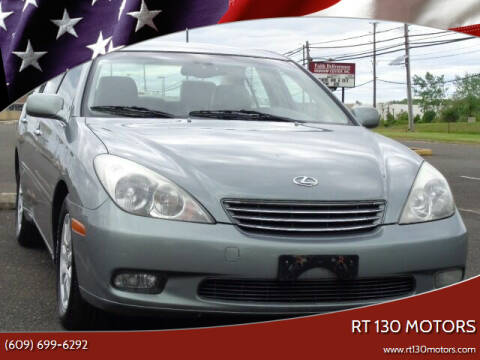 2003 Lexus ES 300 for sale at RT 130 Motors in Burlington NJ