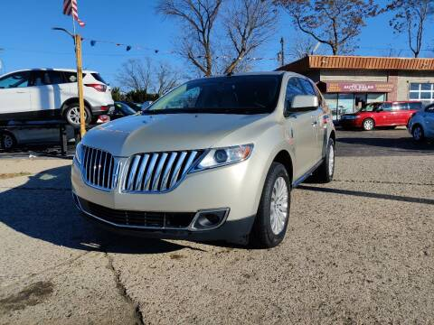 2011 Lincoln MKX for sale at Lamarina Auto Sales in Dearborn Heights MI