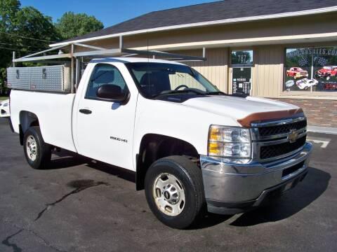 2012 Chevrolet Silverado 2500HD for sale at RPM Auto Sales in Mogadore OH