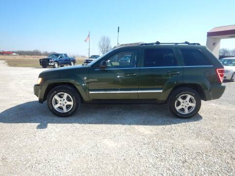 2007 Jeep Grand Cherokee for sale at All Terrain Sales in Eugene MO