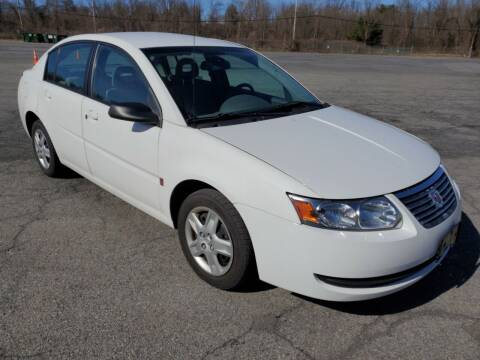 2007 Saturn Ion for sale at 518 Auto Sales in Queensbury NY
