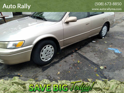 1999 Toyota Camry for sale at Auto Rally in Fall River MA