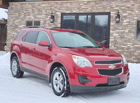 2014 Chevrolet Equinox for sale at Griffith Auto Sales in Home PA