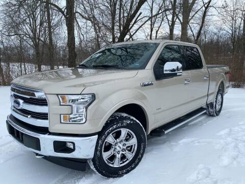 2017 Ford F-150 for sale at Kenny Vice Ford Sales Inc - USED Vehicle Inventory in Ladoga IN