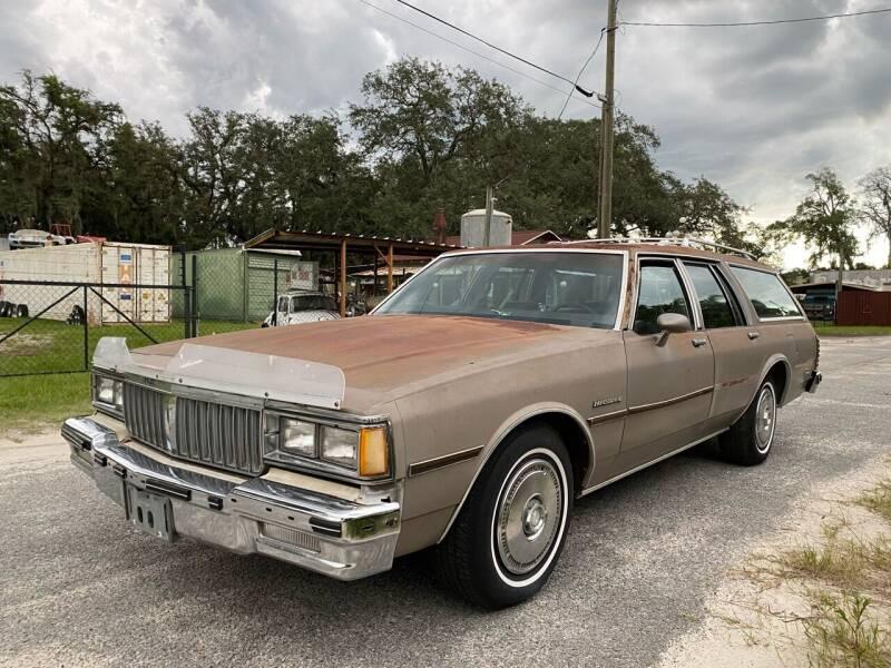 1984 Pontiac Parisienne for sale in Tampa, FL
