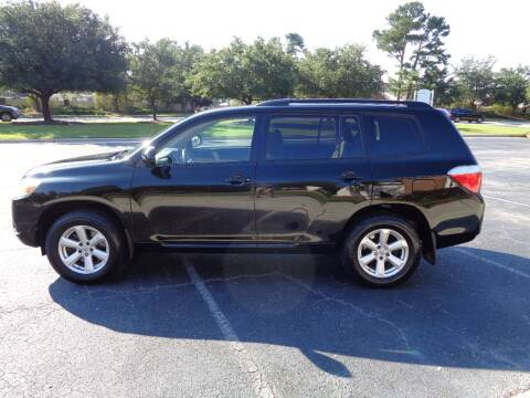2008 Toyota Highlander for sale at BALKCUM AUTO INC in Wilmington NC