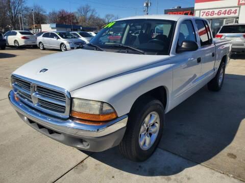 2004 Dodge Dakota for sale at Quallys Auto Sales in Olathe KS