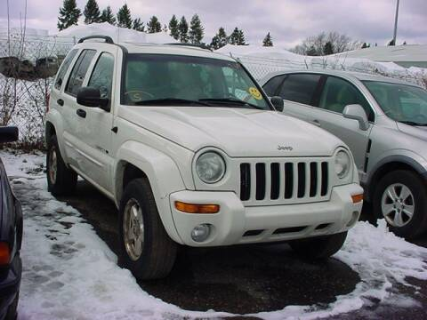 2002 Jeep Liberty for sale at VOA Auto Sales in Pontiac MI