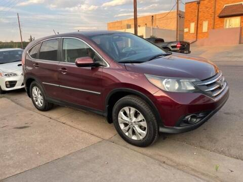2012 Honda CR-V for sale at His Motorcar Company in Englewood CO