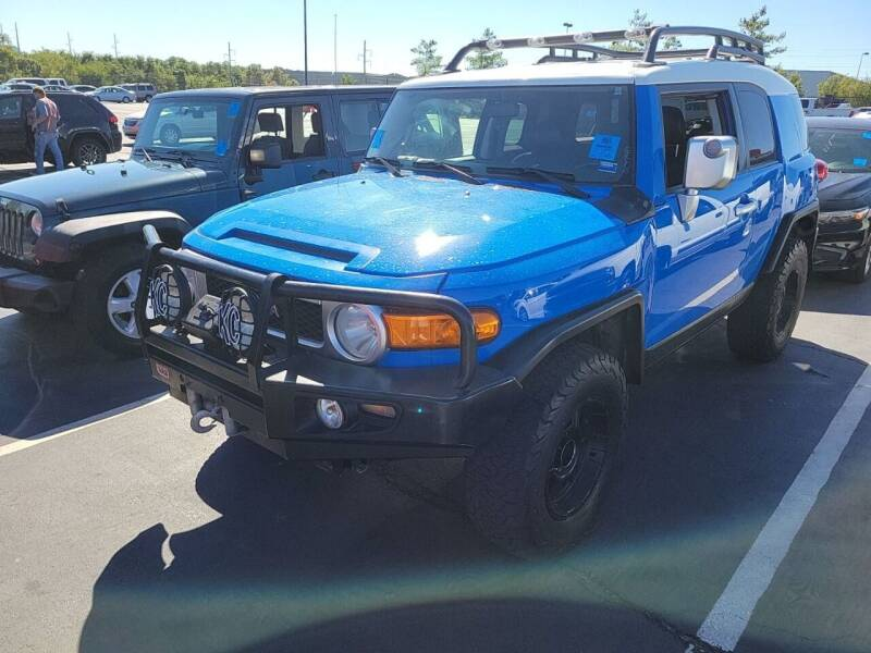 2007 Toyota FJ Cruiser for sale at Cow Town Classic Cars in Kansas City MO