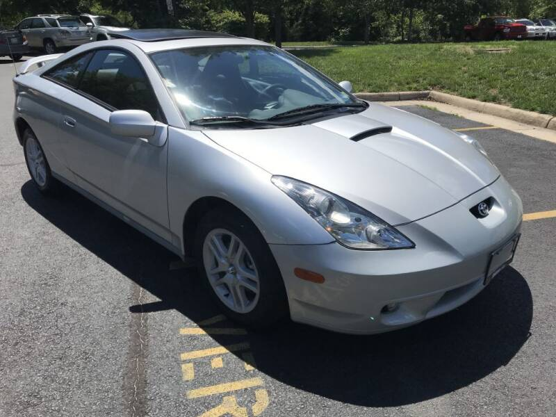 2002 Toyota Celica for sale in Chantilly, VA