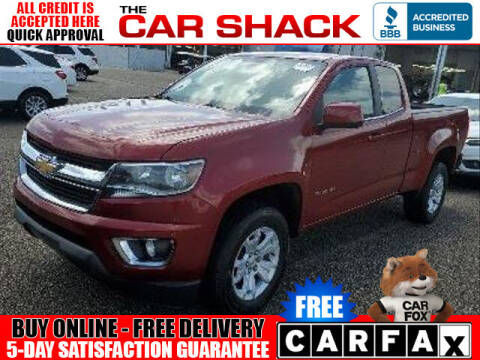 2016 Chevrolet Colorado for sale at The Car Shack in Hialeah FL
