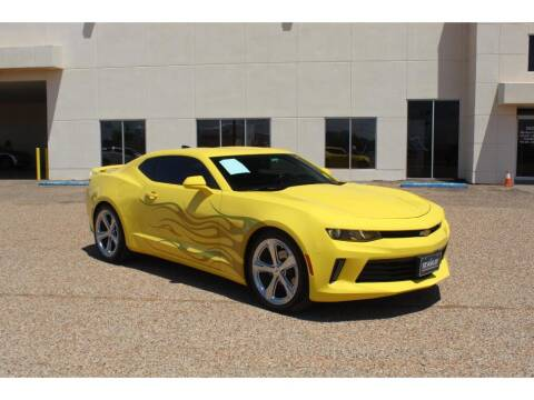 2017 Chevrolet Camaro for sale at STANLEY FORD ANDREWS in Andrews TX