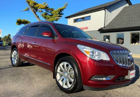 2015 Buick Enclave for sale at Heritage Automotive Sales in Columbus in Columbus IN