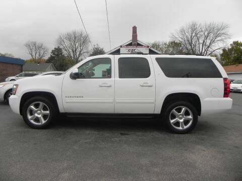 2012 Chevrolet Suburban for sale at Car Now in Mount Zion IL