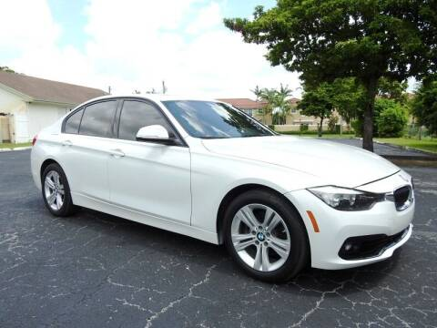 2016 BMW 3 Series for sale at SUPER DEAL MOTORS 441 in Hollywood FL