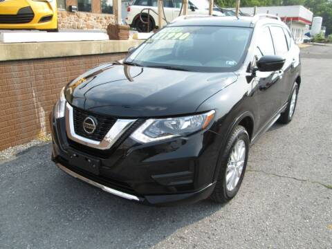2019 Nissan Rogue for sale at WORKMAN AUTO INC in Pleasant Gap PA