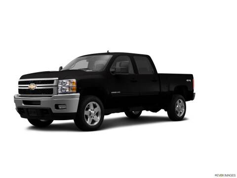 2014 Chevrolet Silverado 2500HD for sale at B & B Auto Sales in Brookings SD