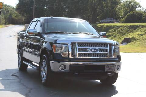 2011 Ford F-150 for sale at Baldwin Automotive LLC in Greenville SC