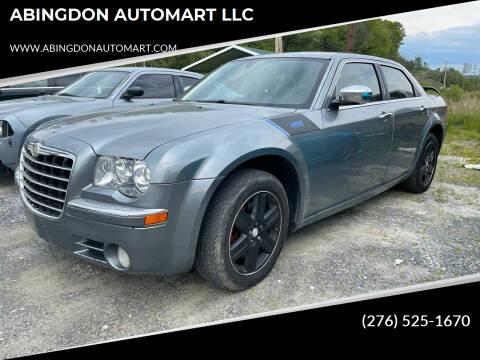 2006 Chrysler 300 for sale at ABINGDON AUTOMART LLC in Abingdon VA