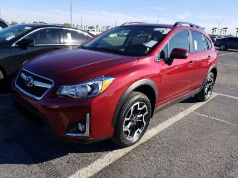 2017 Subaru Crosstrek for sale at Florida Fine Cars - West Palm Beach in West Palm Beach FL