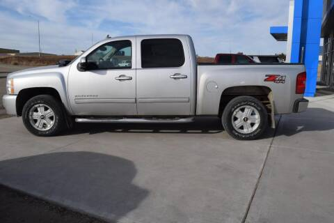 2011 Chevrolet Silverado 1500 for sale at Tripe Motor Company in Alma NE