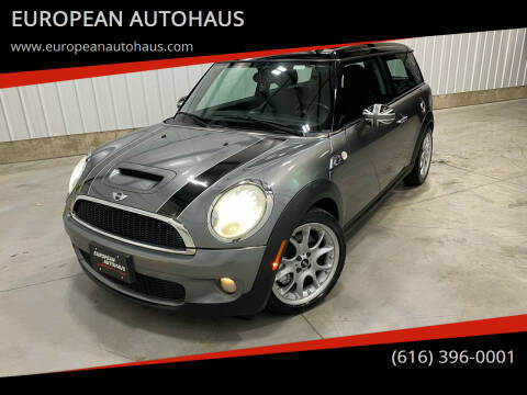 2010 MINI Cooper Clubman for sale at EUROPEAN AUTOHAUS in Holland MI