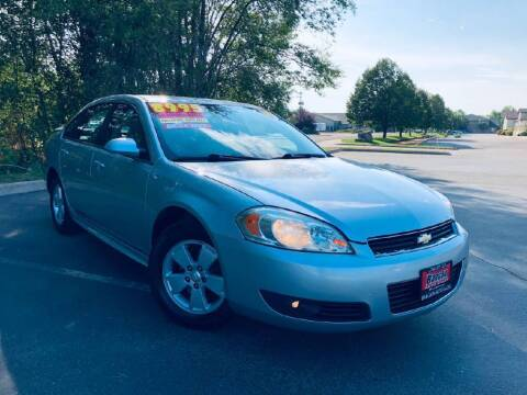 2010 Chevrolet Impala for sale at Bargain Auto Sales LLC in Garden City ID