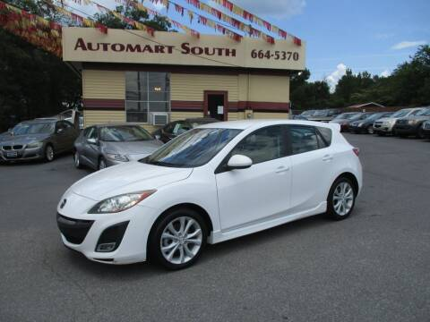 2010 Mazda MAZDA3 for sale at Automart South in Alabaster AL