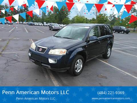 2007 Saturn Vue for sale at Penn American Motors LLC in Allentown PA