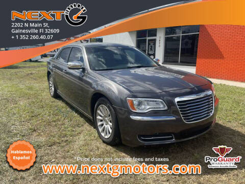 2014 Chrysler 300 for sale at Next G Motors in Gainesville FL